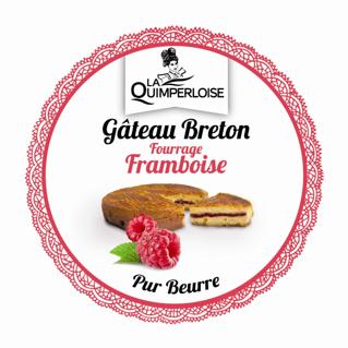 Gâteau breton Fourrage Framboise Image