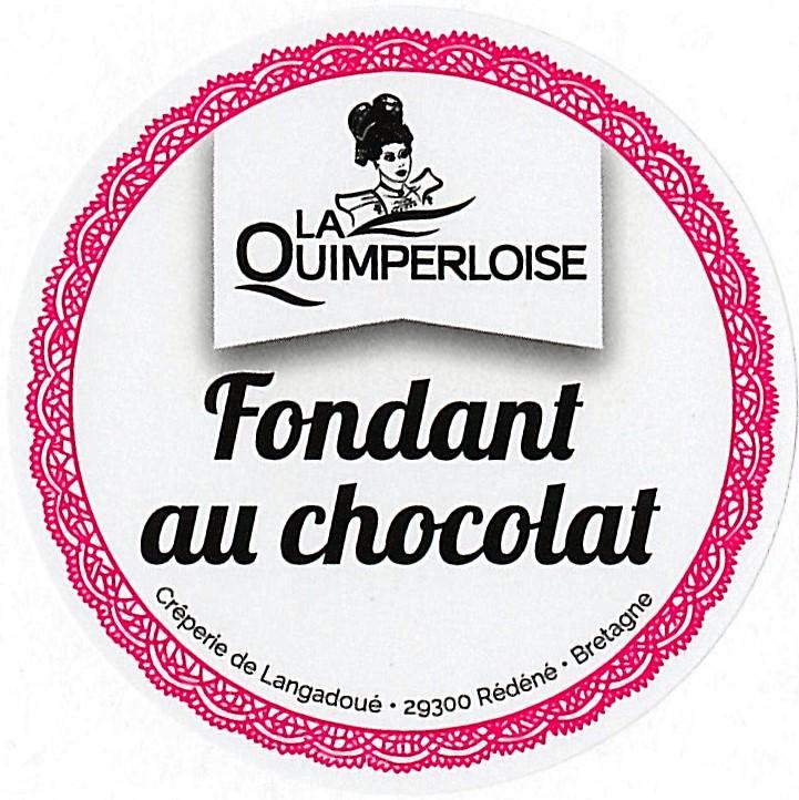Fondant au chocolat Image