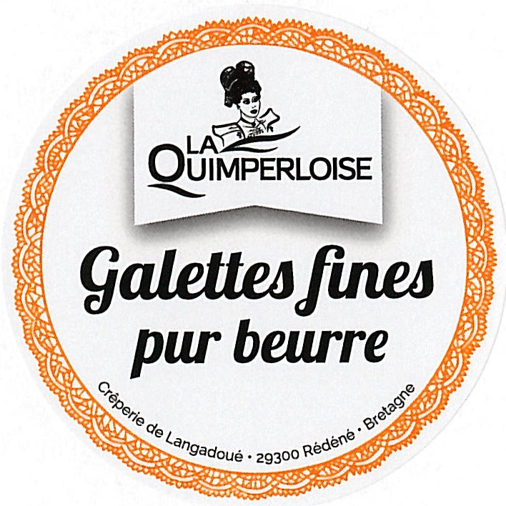 Galettes fines Image