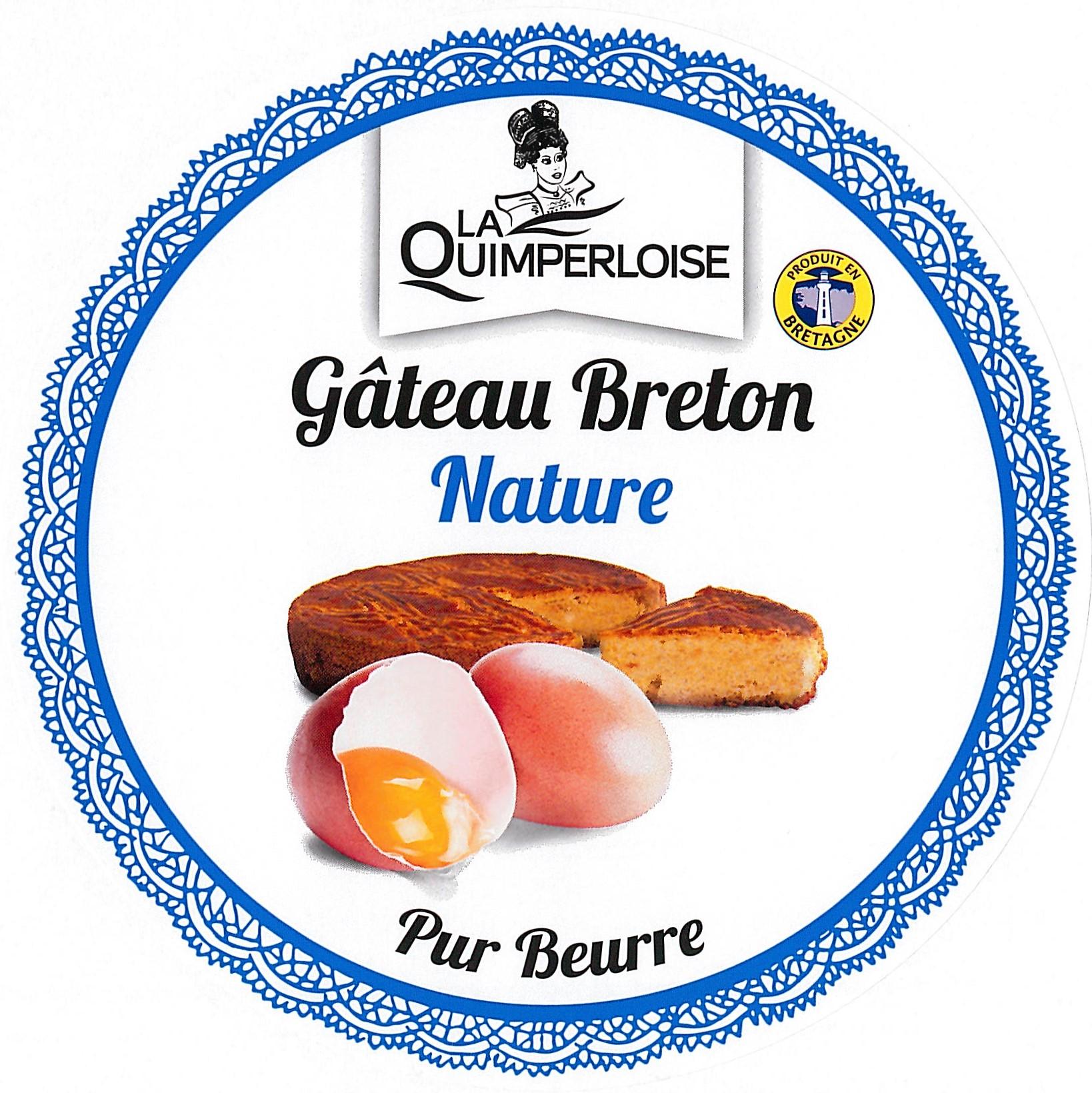 Gâteau breton Nature à l